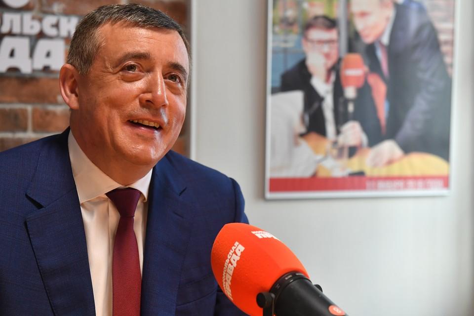 Валерий Лимаренко рассказал «КП» о планах строительства жилья на Сахалине.