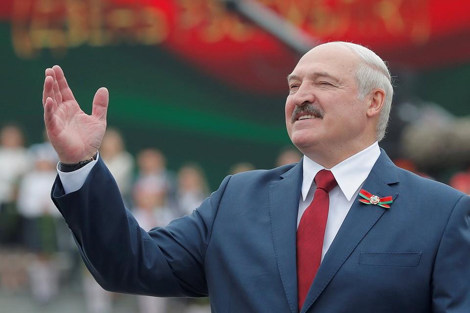Лукашенко заявил, что не собирается бежать из страны
