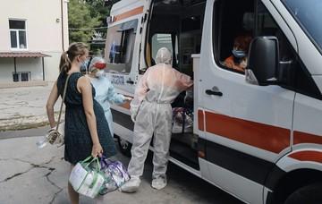 """В больнице в Кишиневе беременные с коронавирусом борются за жизнь свою и неродившихся детей: """"Я знала, что Covid существует, но не думала, что он доберется до меня"""""""