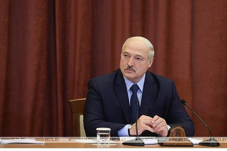 Александр Лукашенко заявил, что всегда советуется с научным сообществом. Фото: БелТА.