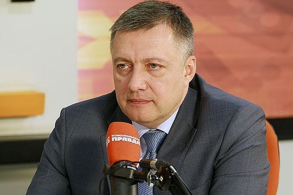 Биография Игоря Кобзева, кандидата в губернаторы Иркутской области 2020