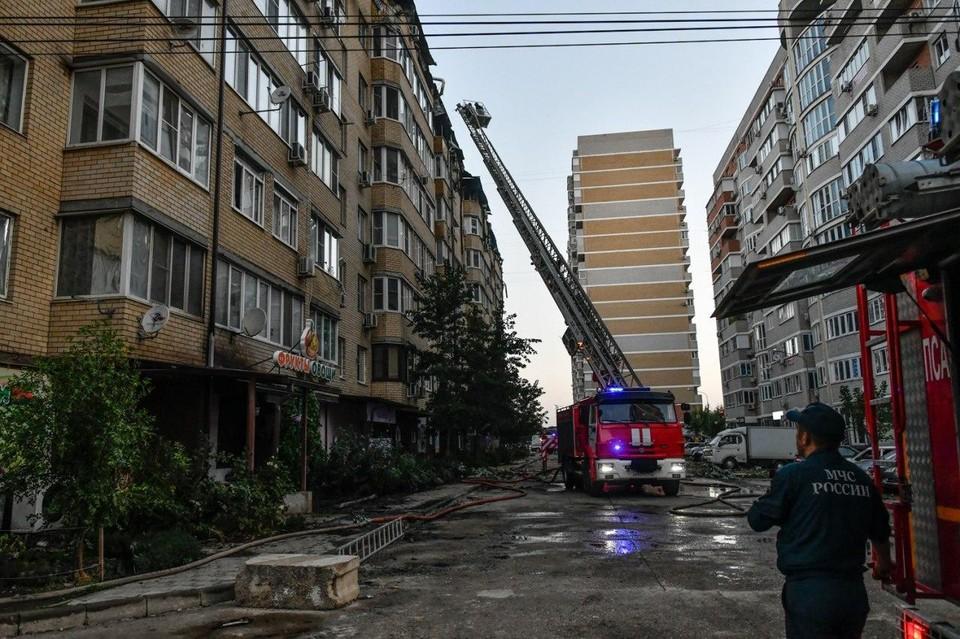 Эксперт отмечает – просто везение, что пожар обошелся без жертв.