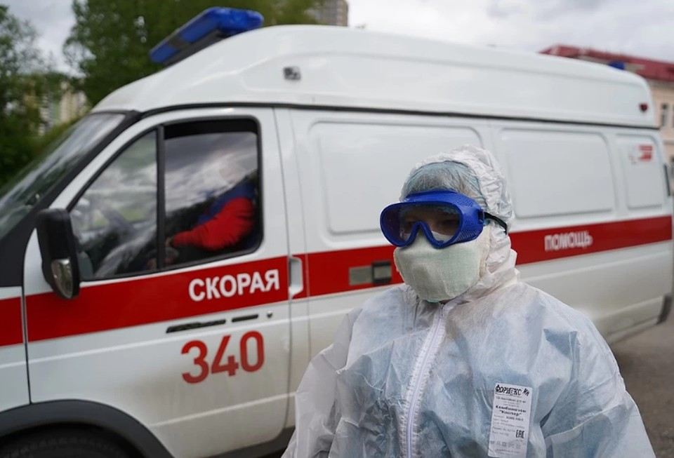 В России за сутки выявили 5 509 новых случаев заражения коронавирусом