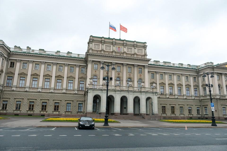 """В Петербурге завершились """"нулевые чтения"""" бюджета."""