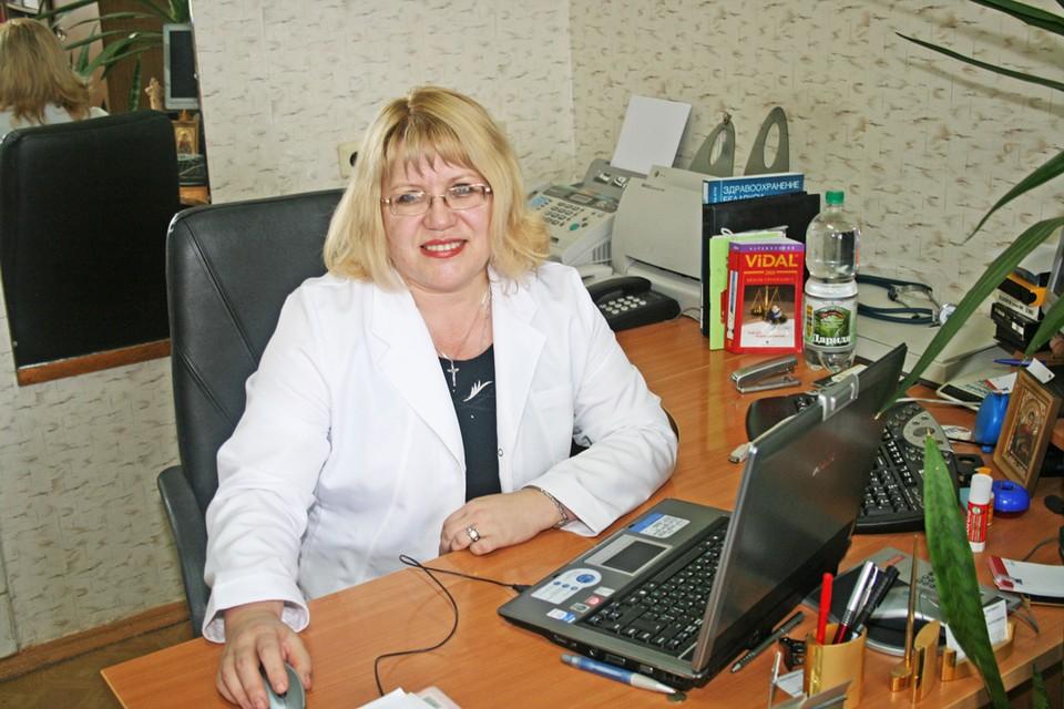 РНПЦ «Кардиология» возглавила профессор Наталья Митьковская.
