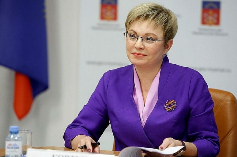 Марина Ковтун прокомментировала слухи о своем возвращении в политику. Фото: правительтво Мурманской области