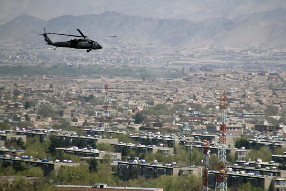 Вертолет американской армии разбился в Сирии