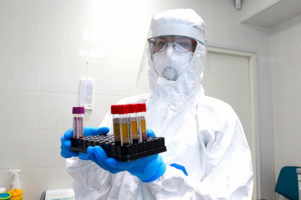 Выявлено еще 70 заболевших COVID-19 на территории Приморья за минувшие сутки
