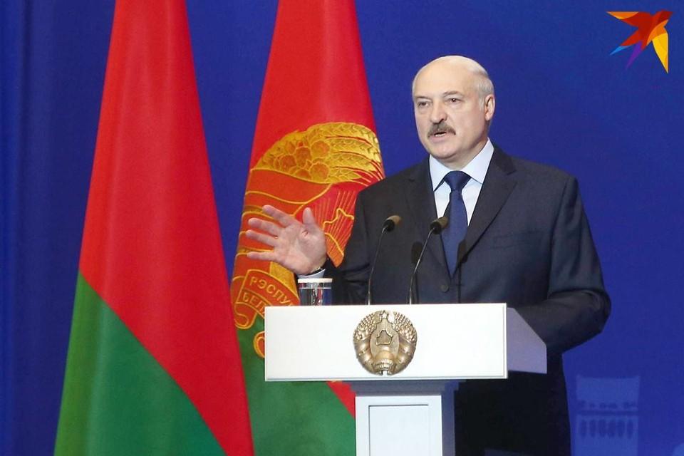 Лукашенко 16 сентября встречается с политическим активом страны