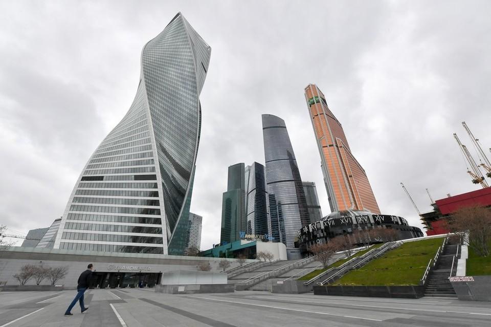 Московский Большой Сити ждут перемены.
