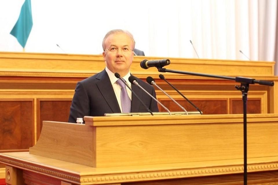 Уроженец Баймака Андрей Назаров известен, прежде всего, как успешный бизнесмен