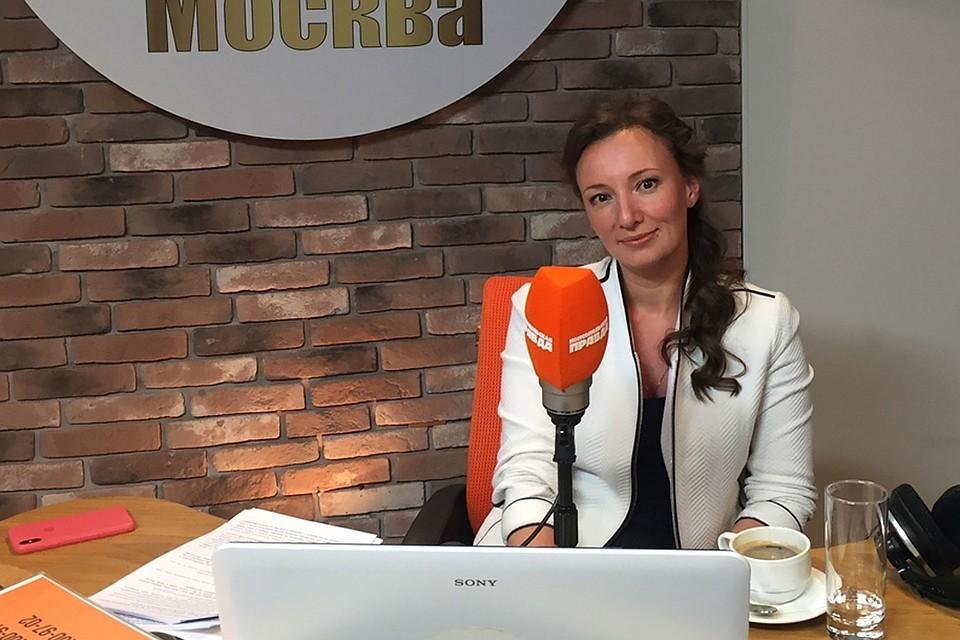 Омбудсмен Анна Кузнецова