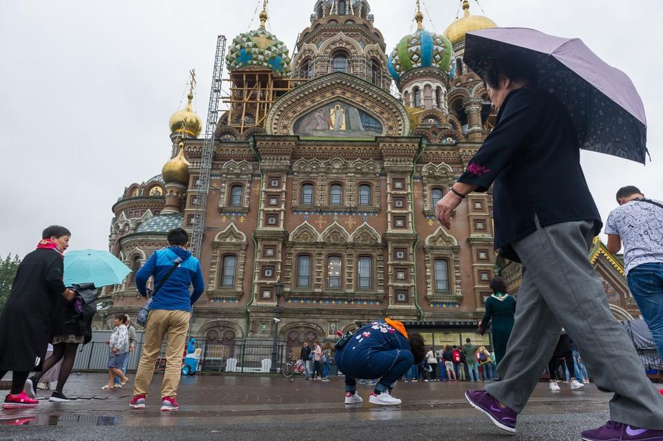 Холодная, ветреная погода установится в Петербурге 18 сентября