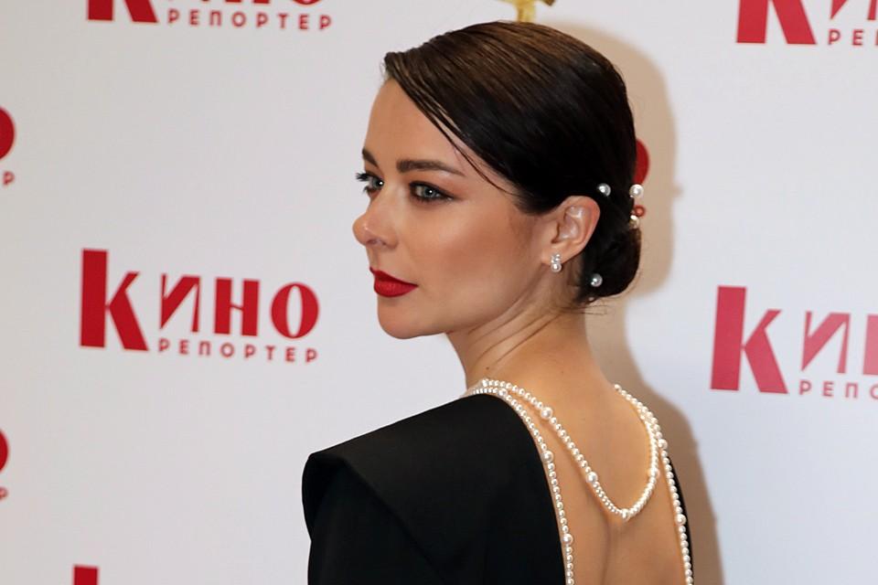 Марина Александрова является одной из самых красивых российских актрис