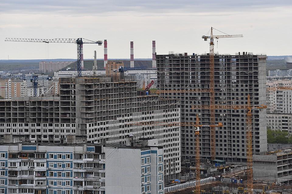 Жилищное строительство постепенно достигает докризисного уровня