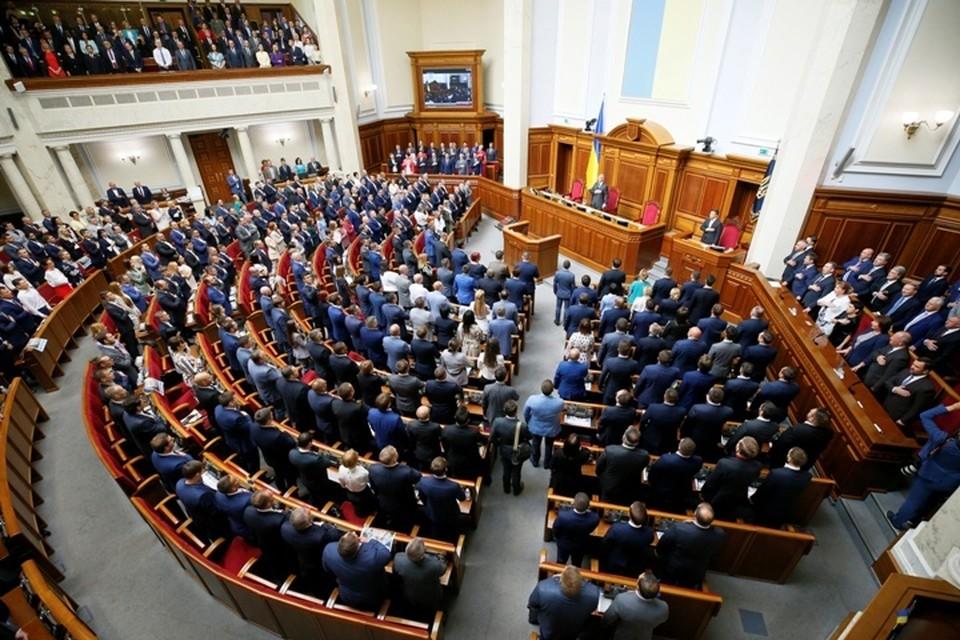 В Верховной раде предупредили о последствиях остановки «Северного потока — 2» для Украины