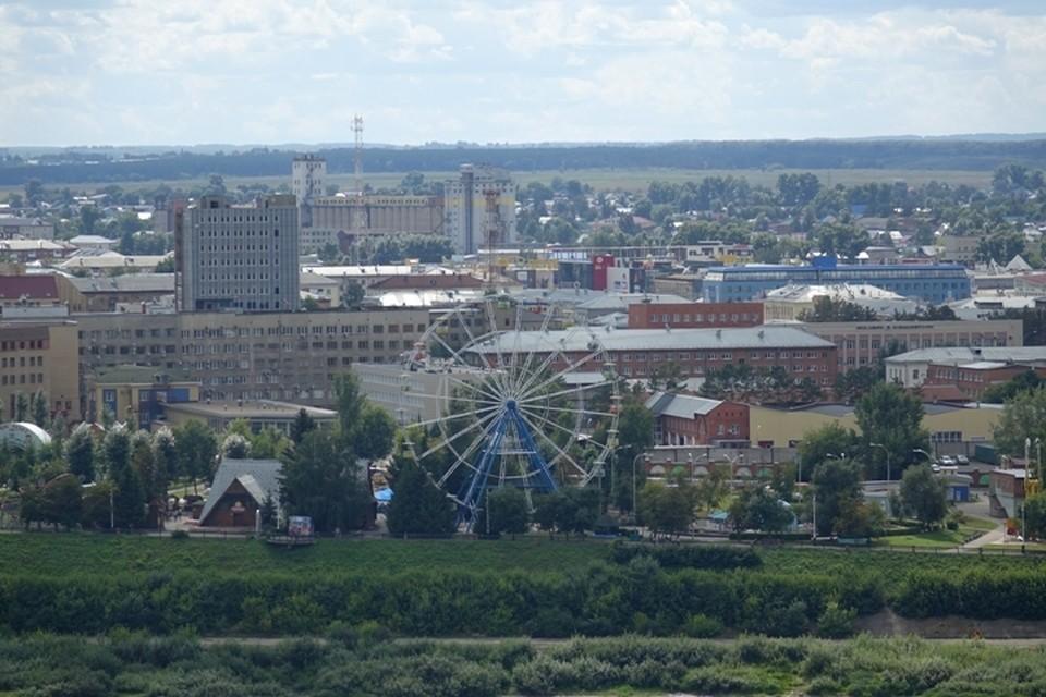Названы территории для благоустройства в Кемерове в 2021 году