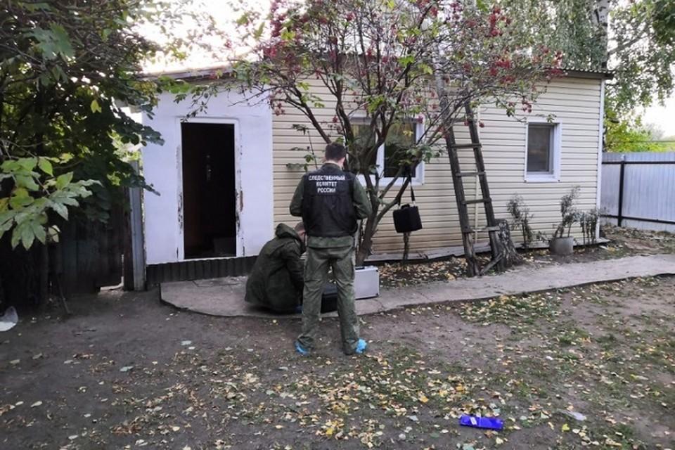 Место преступления. Фото: СУ СКР Татарстана