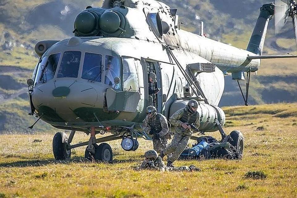 Около тысячи иностранных военнослужащих примут участие в учениях «Кавказ-2020». Фото: Ольга Смольская/ТАСС