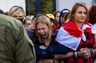 «Девочки, работаем ножками!»: В Минске прошел «блестящий» женский марш