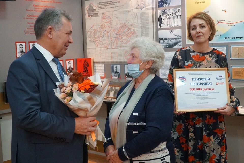 Алтайский музей стал призером всероссийского конкурса «Историческая память»
