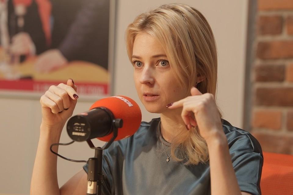Наталья Поклонская заявила, что Сергий не был ее духовным наставником