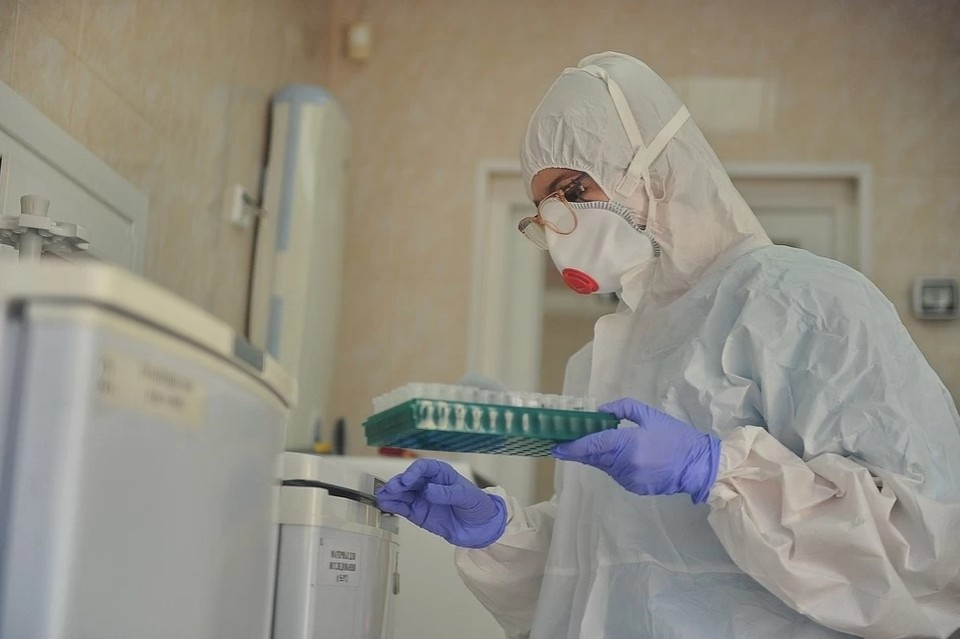 За все время коронавирусом в ДНР заразились 3017 человек