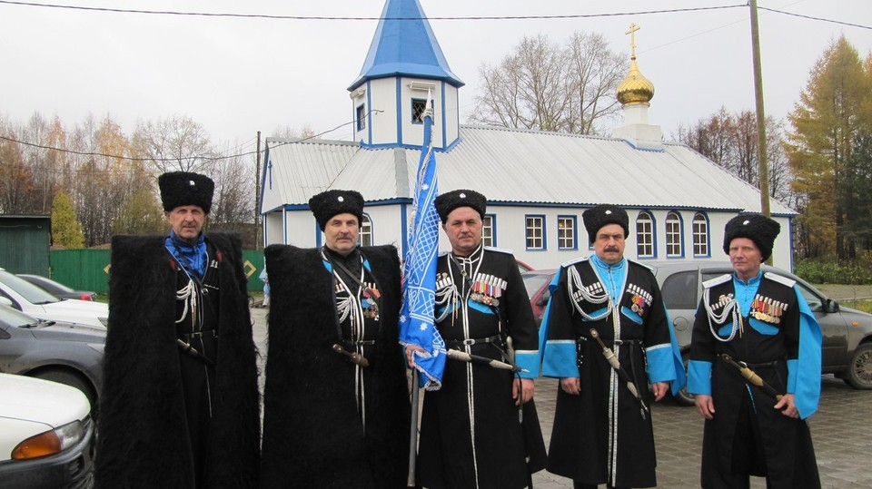 Фото: Терское войсковое казачье общество по Коми