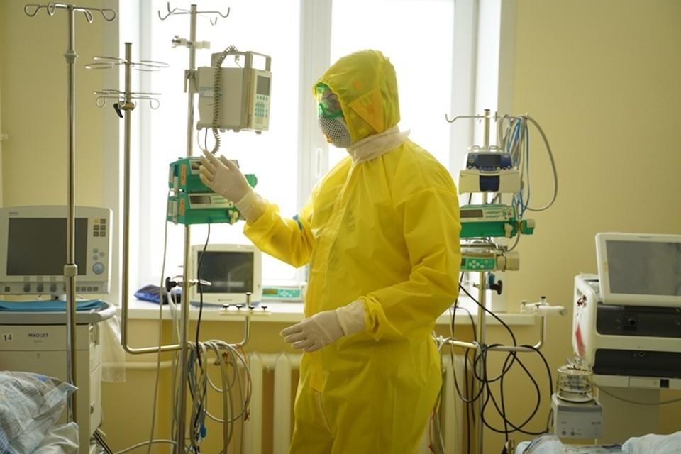 Два пациента скончались от коронавируса за сутки в Кузбассе