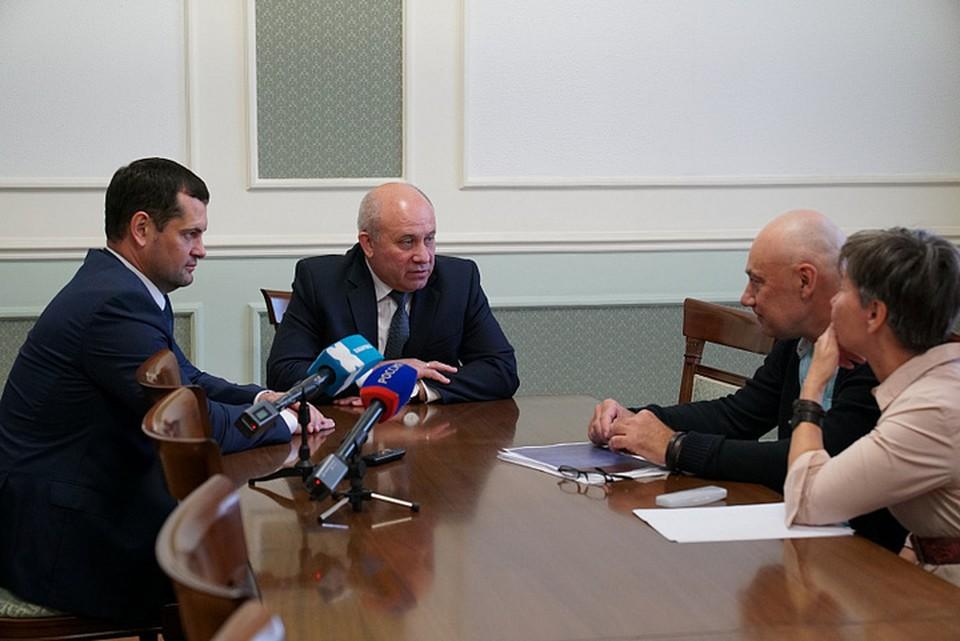В скором времени «Белый театр» обретет новый дом в Хабаровске