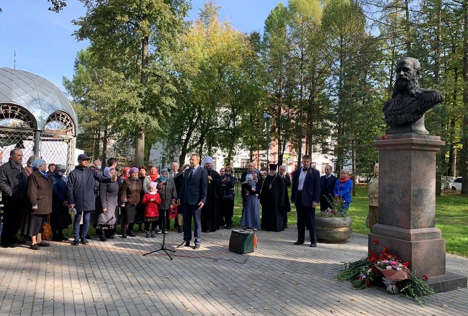 В Твери проходят мероприятия, посвященные Дню Независимости Болгарии Фот: ПТО