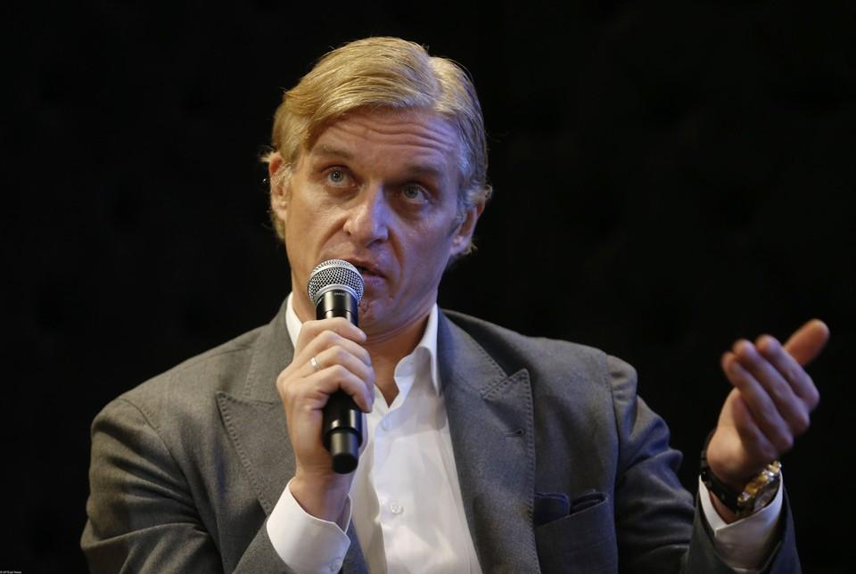 Олегу Тинькову принадлежит около 40% акций TCS Group.