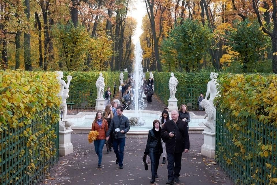 Русский музей вернул онлайн-экскурсии по Летнему саду, полюбившиеся подписчикам.
