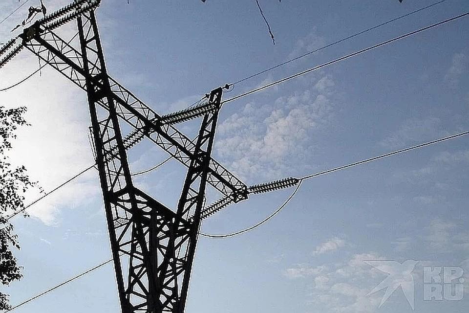 В пяти районах Рязанской области 23 сентября отключили электричество.