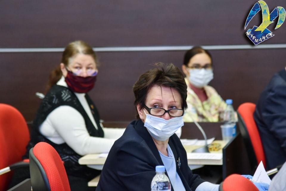 Заседание Совета депутатов Мурманска перенесли на пять дней. Фото: murmansovet.ru