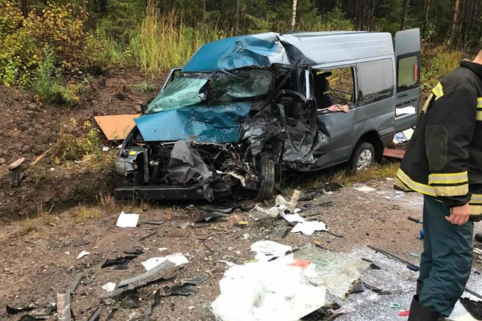 Основной удар пришелся на водительскую сторону иномарки. Фото: vk.com/gibdd43