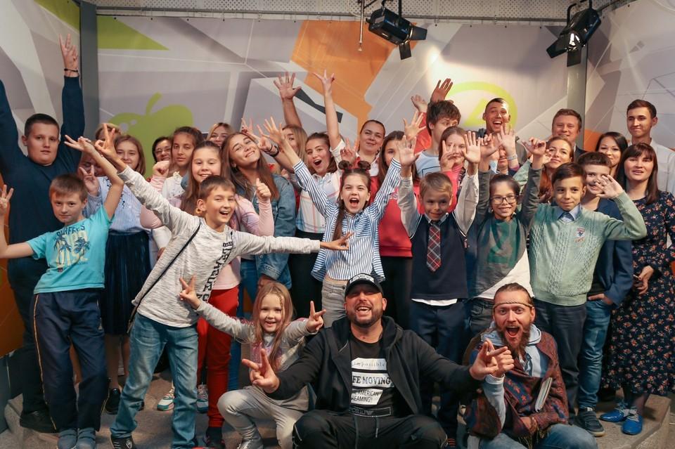 Самарские дети покорят соцсети Фото: личный архив героя публикации