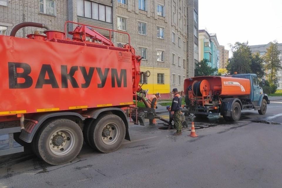 В Брянске могут перекрыть движение из-за ремонта ливневки
