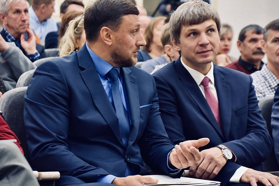 Девятовский уступил место другу Тихону. Фото: bfla.eu