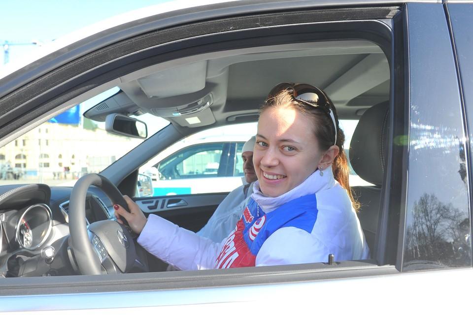 Ольга Вилухина доказала, что не принимала допинг.
