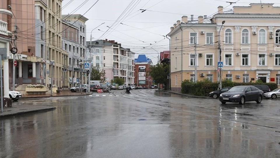 Сегодня в Томске переменная облачность, днем небольшой дождь.