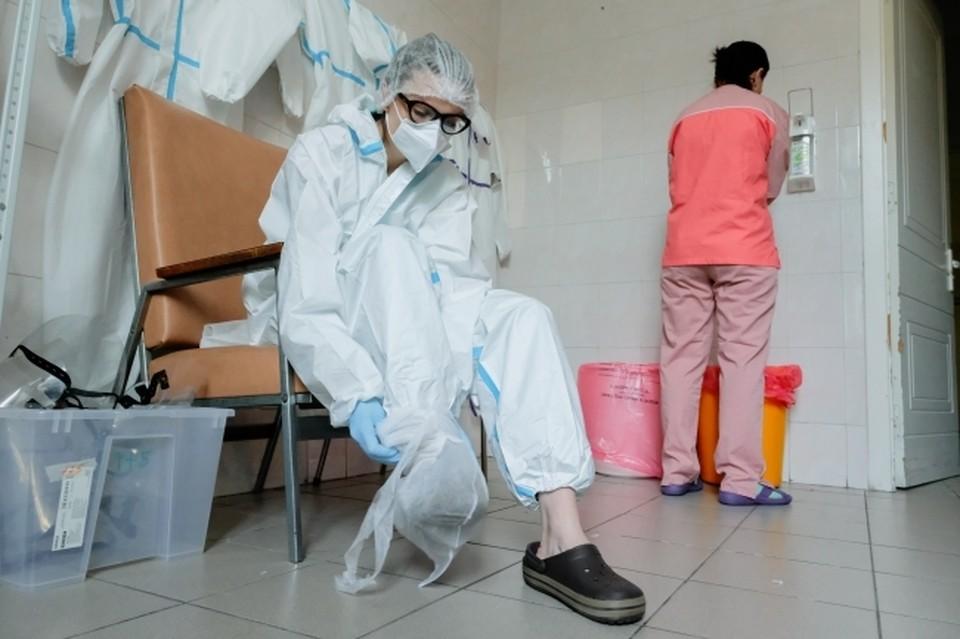 За сутки в Крыму +84 случая коронавируса