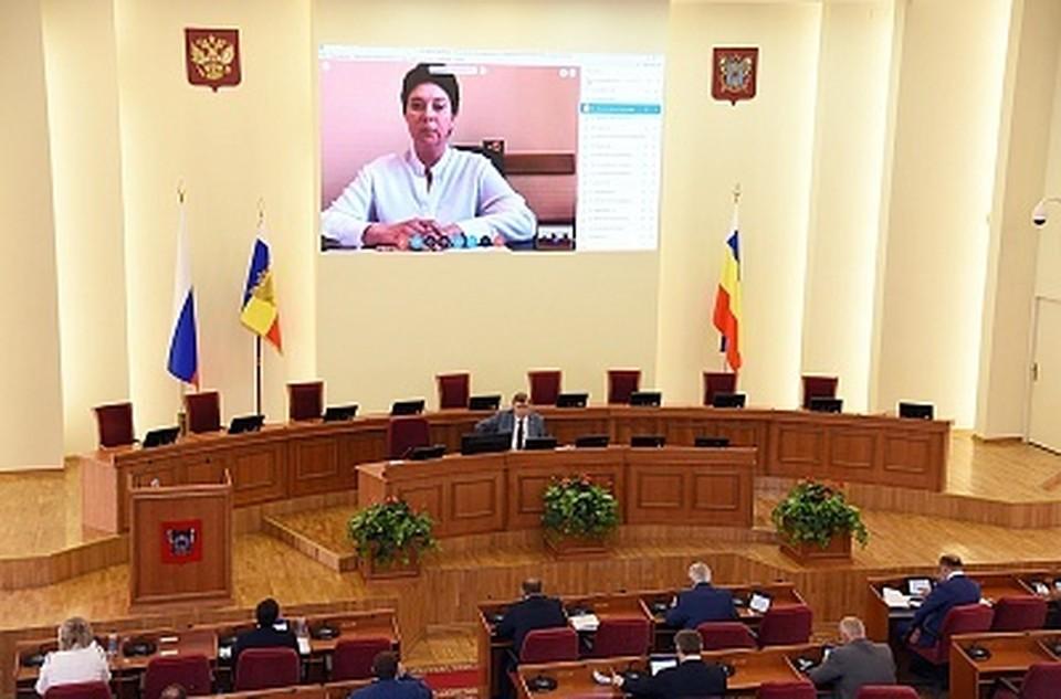 В центре внимания - человек: донские депутаты внесли поправки в областной бюджет