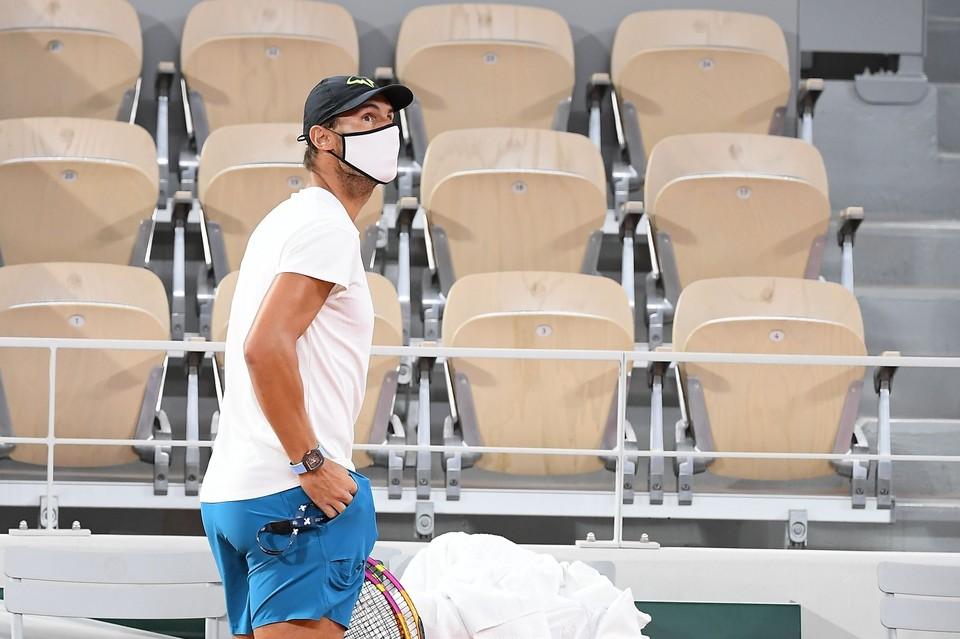 Теннисный турнир «Ролан Гаррос» в коронавирус:  болезненные тесты и возмущение Серены Уильмс
