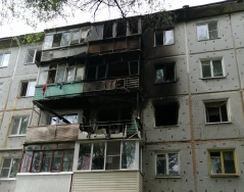 Нездоровая тулячка пойдет под суд за поджег своей квартиры и смерть троих человек