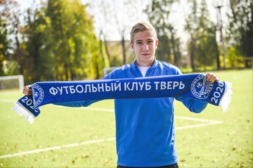 Традиция продолжается: футболисты из Твери забили 2500-й гол в истории верхневолжского футбола