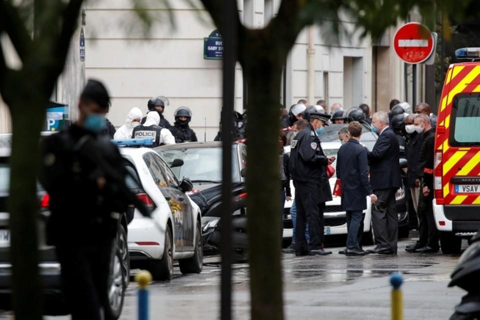 Еще пять человек задержали в связи с нападением в Париже