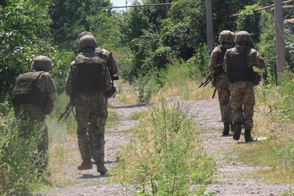 Спустя время многие из новобранцев могут оказаться на передовой в Донбассе. Фото: Пресс-центр штаба ООС