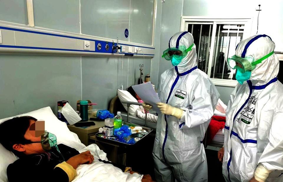 Количество заболевших в Томской области быстро увеличивается
