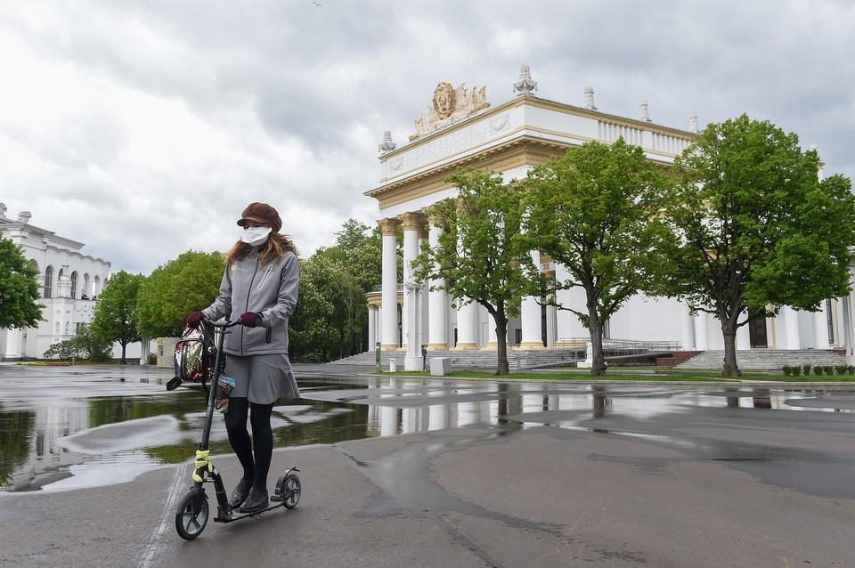 В России выявлено 7 867 новых случаев коронавируса